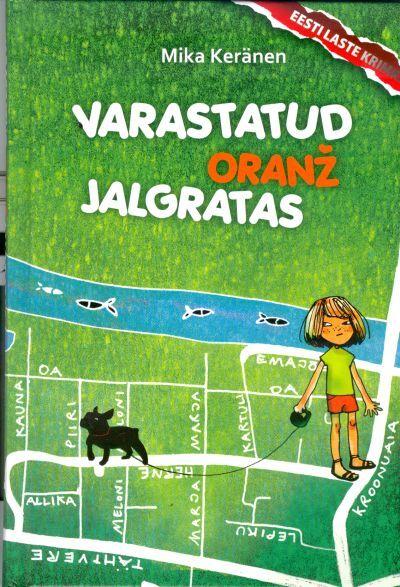 VARASTATUD ORANŽ JALGRATAS